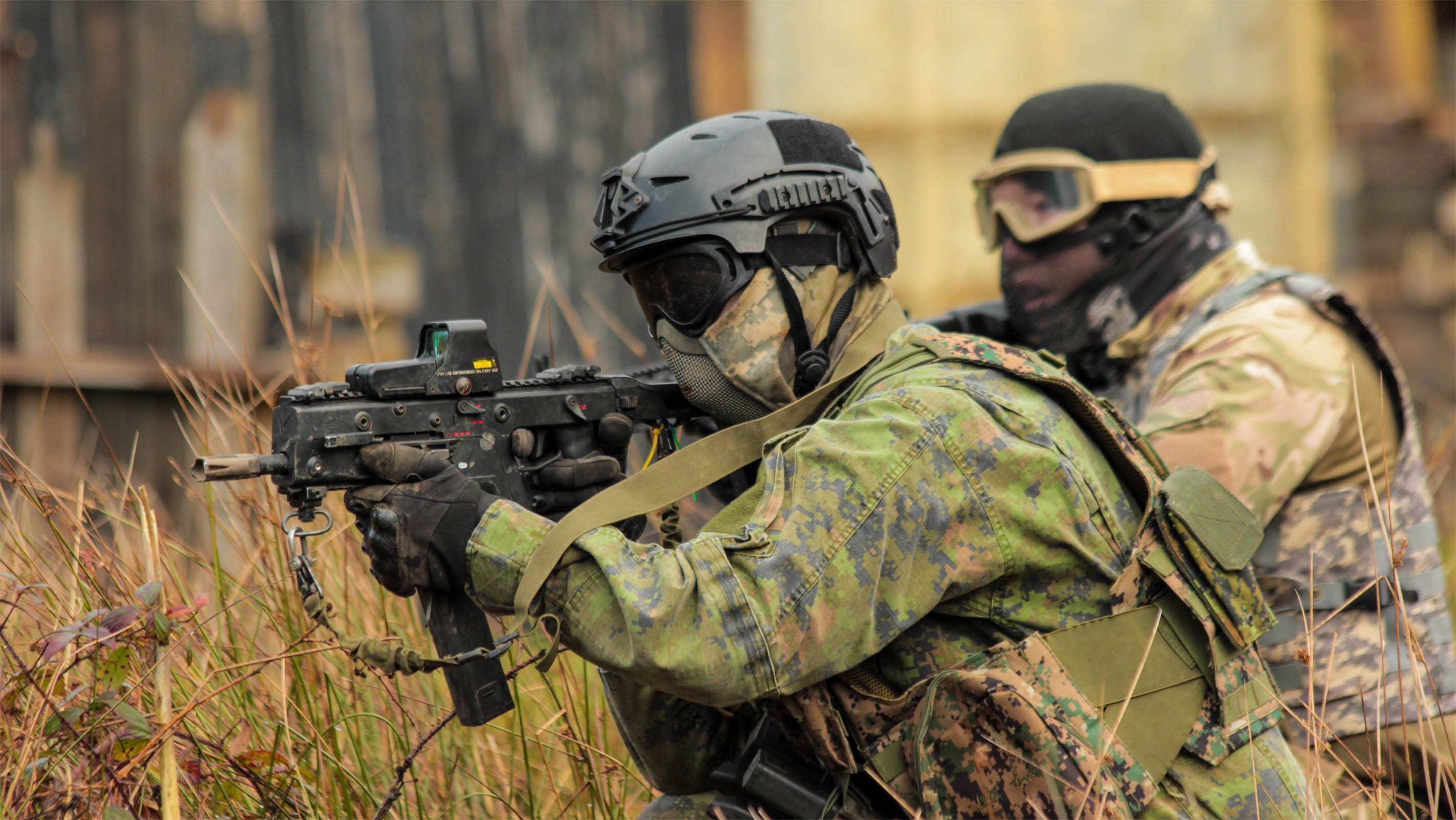 what is airsoft?